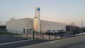 bâtiment industriel