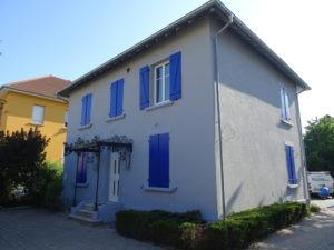Réhabilitation et extension d'une maison
